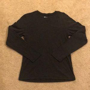 ⚡️ 3/$15 ⚡️ GAP Size L Black Shirt